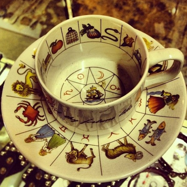 Гадание на кофейной гуще Толкование - Магнитиза
